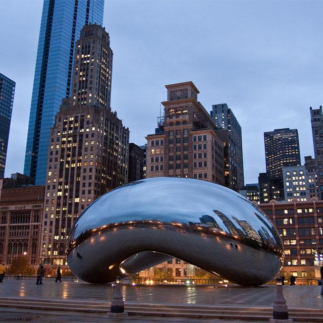 พักตรงไหนให้ปลอดภัยในชิคาโก