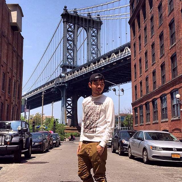 น้องเอ็ม New York