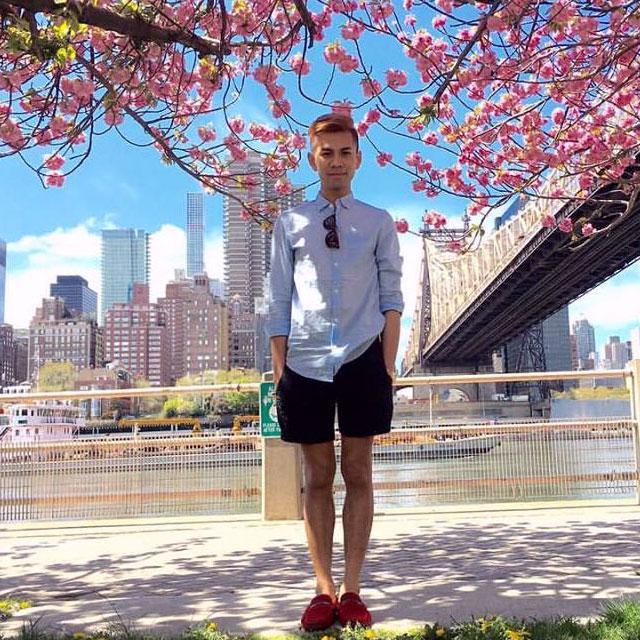 น้องบอย New York